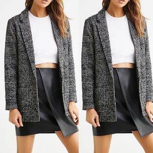 Jackets & Blazers - Notched Collar Blazer